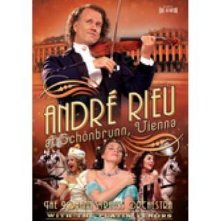 ANDRE RIEU AT SCHONBRUNN.. - Rieu André [DVD]